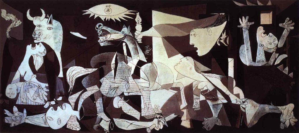 Povestea geniului Pablo Picasso de la a cărui naștere se împlinesc 137 de ani Guernica
