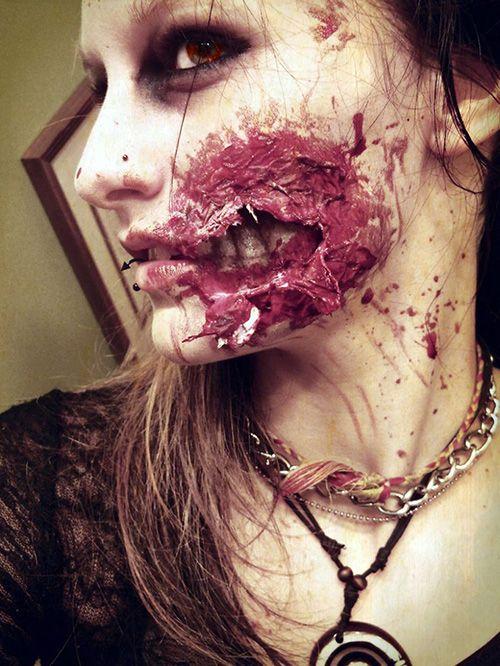 Top 5 - cele mai sinistre costumații și machiaje de Halloween Halloween 2