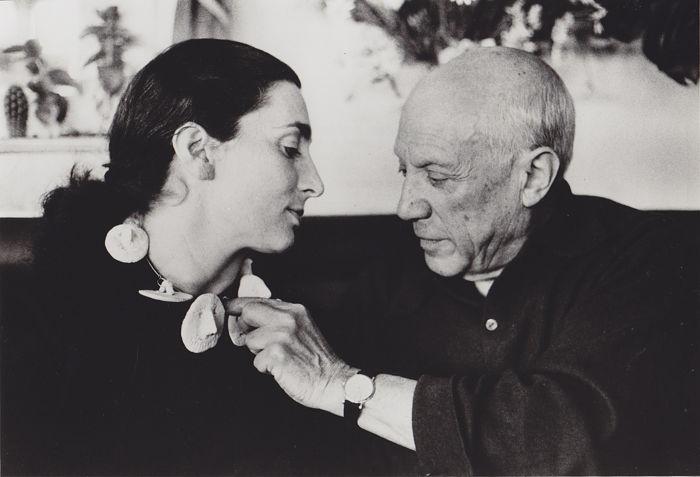 Povestea geniului Pablo Picasso de la a cărui naștere se împlinesc 137 de ani Jacqueline Roque   i Pablo Picasso
