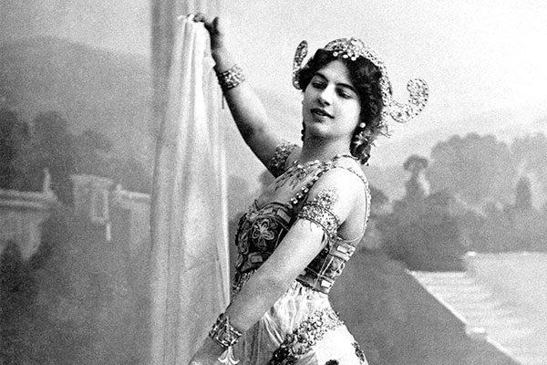 Mata Hari, povestea faimoasei curtezane de la a cărei execuție se împlinesc 101 ani (IV) MATA HARI1