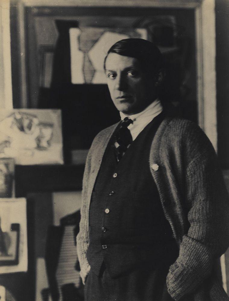 Povestea geniului Pablo Picasso de la a cărui naștere se împlinesc 137 de ani Pablo Picasso tanar