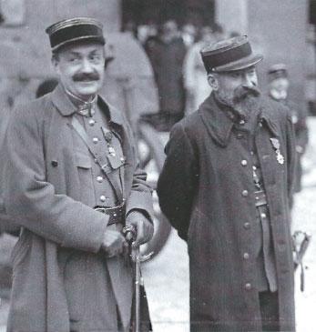Mata Hari, povestea faimoasei curtezane de la a cărei execuție se împlinesc 101 ani (VI) Pierre Bouchardon si procurorul Andre Mornet