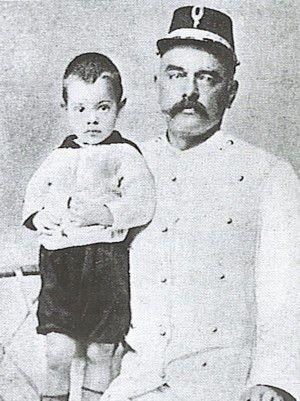 Mata Hari, povestea faimoasei curtezane de la a cărei execuție se împlinesc 101 ani (III) Rudolf si Norman