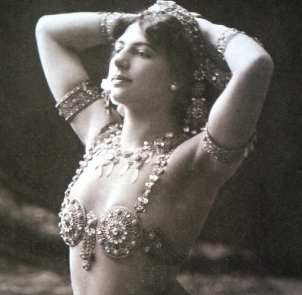 Mata Hari, povestea faimoasei curtezane de la a cărei execuție se împlinesc 101 ani (IV) matahari BM Berlin