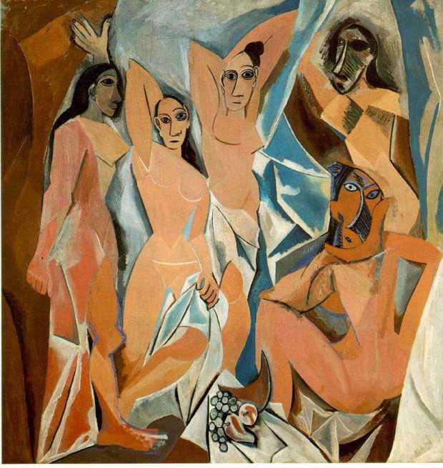 Povestea geniului Pablo Picasso de la a cărui naștere se împlinesc 137 de ani pablo picasso domnisoarele din avignon