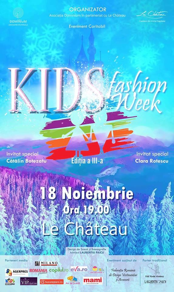 Ambra Design by Cristina Iacomi prezintă colecția nouă la Kids Fashion Week România Kids Fashion Week