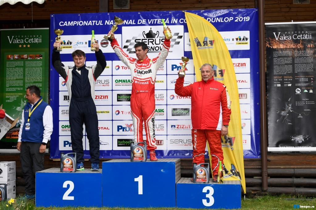 Mihai Leu a obținut locul I la clasa GT