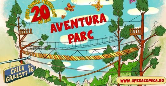 """Primăvara cu Mozart la Opera Comică pentru Copii:  ,,Răpirea din Serai"""" și ,,Viața lui Mozart"""" Aventura Parc"""