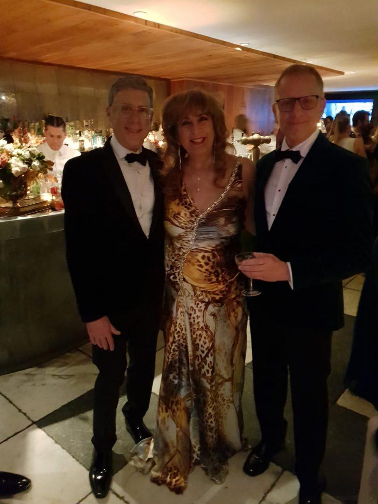Un câștigător la Oscar, îmbrăcat de un brand românesc Nora Seroussi 1