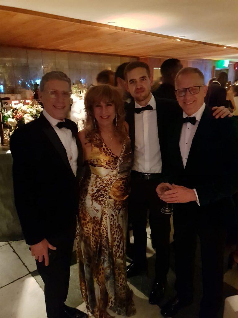 Un câștigător la Oscar, îmbrăcat de un brand românesc Nora Seroussi 3