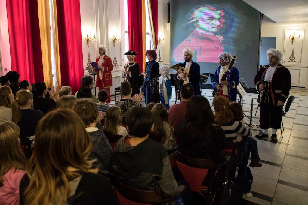 """Primăvara cu Mozart la Opera Comică pentru Copii:  ,,Răpirea din Serai"""" și ,,Viața lui Mozart"""" Viata lui Mozart 2"""