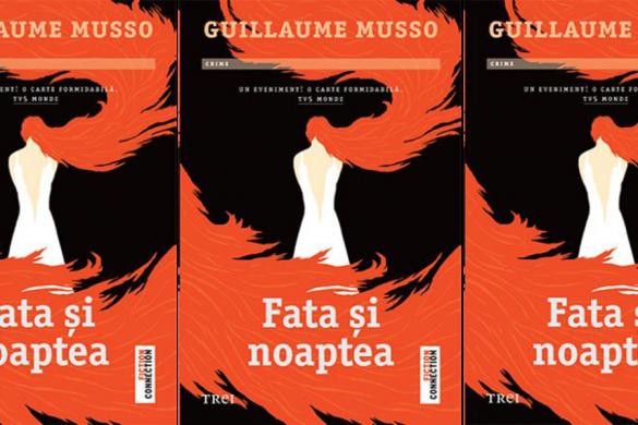 """Guillaume Musso, autorul cărții """"Fata și noaptea"""","""