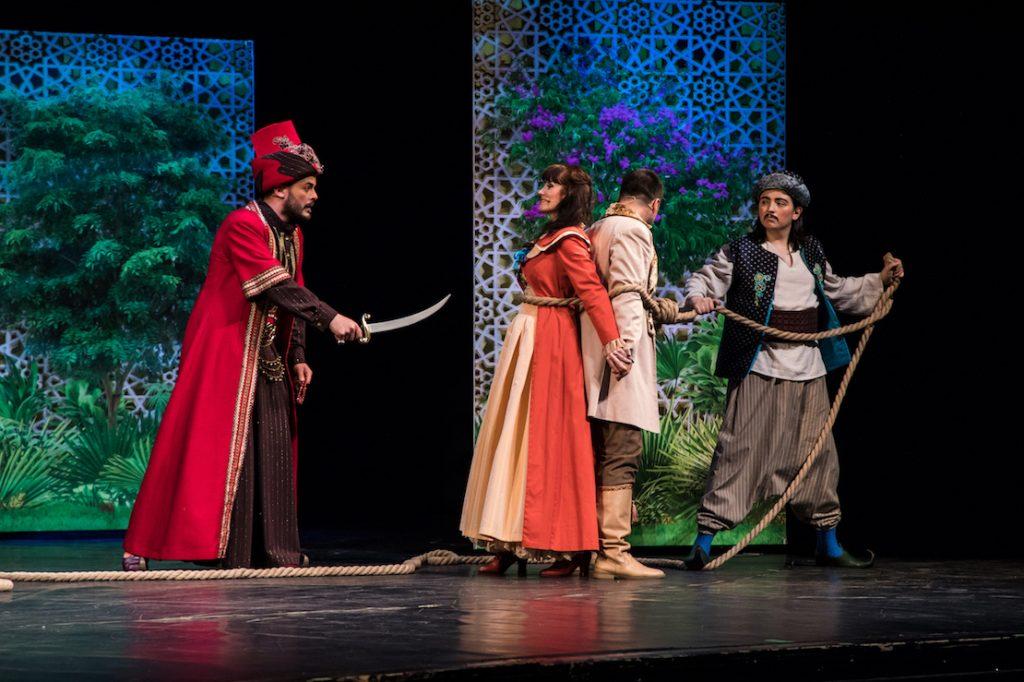 """Primăvara cu Mozart la Opera Comică pentru Copii:  ,,Răpirea din Serai"""" și ,,Viața lui Mozart"""" rapirea din serai 3"""