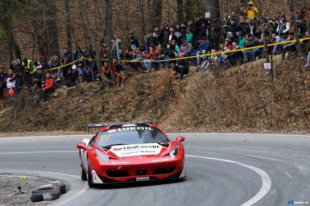 Mihai Leu a obținut locul I la clasa GT în prima etapă a Campionatului Național de Viteză în Coastă Concurs1 425