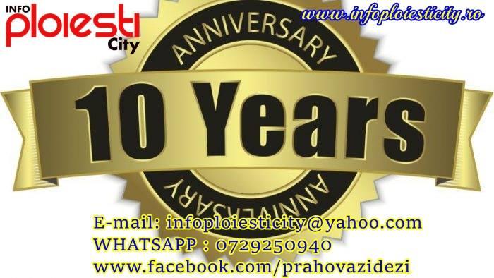10 ani de Info Ploiești City - Interviu exclusiv cu fondatorul și proprietarul ziarului Info Ploiești City: Gabi Dima 118805077 2773055656257916 6095088272391063517 n