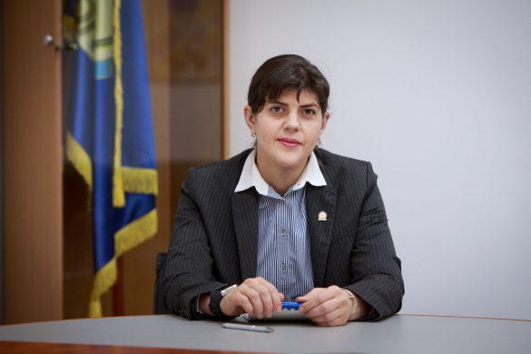 Laura Codruța Kövesi. Sursa foto: Wikipedia.org